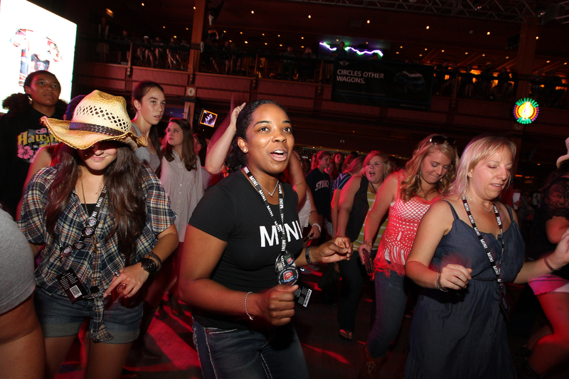 The Wild Horse Saloon<br />