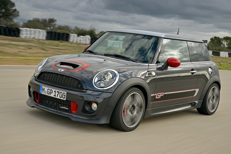 MINI John Cooper Works GP<br />