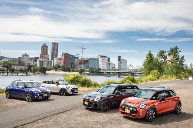 MINI TAKES THE STATES 2018: Ready to Roll West &hellip;and East!<br />