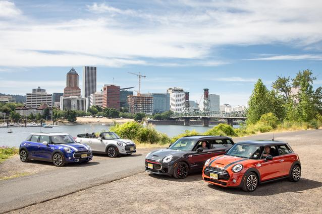MINI TAKES THE STATES 2018: Ready to Roll West …and East!<br />