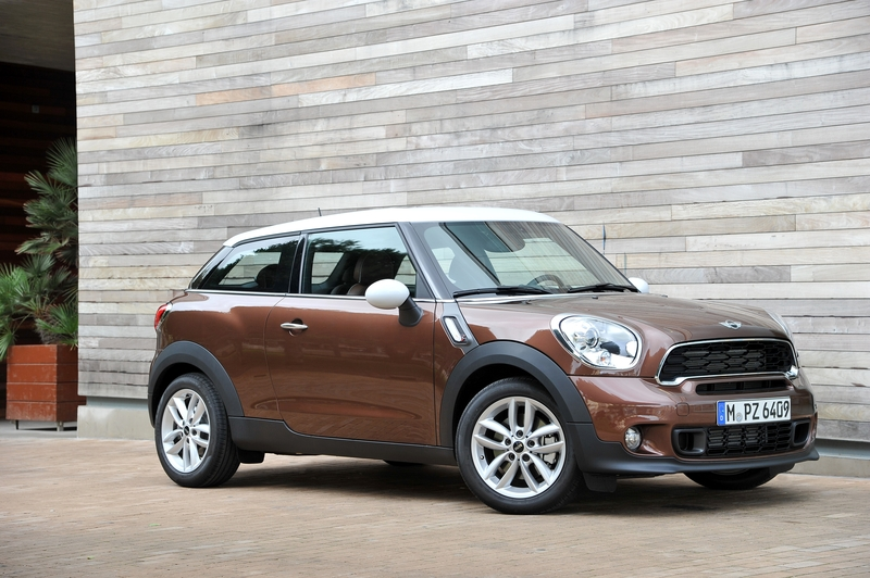 MINI Paceman Brilliant Copper