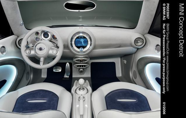 MINI Concept Detroit (01/2006)