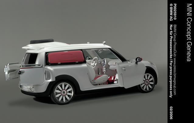 MINI Concept Geneva (02/2006)
