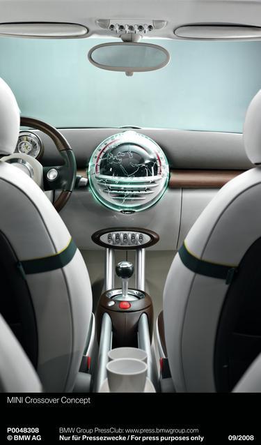 MINI Crossover Concept (09/2008)