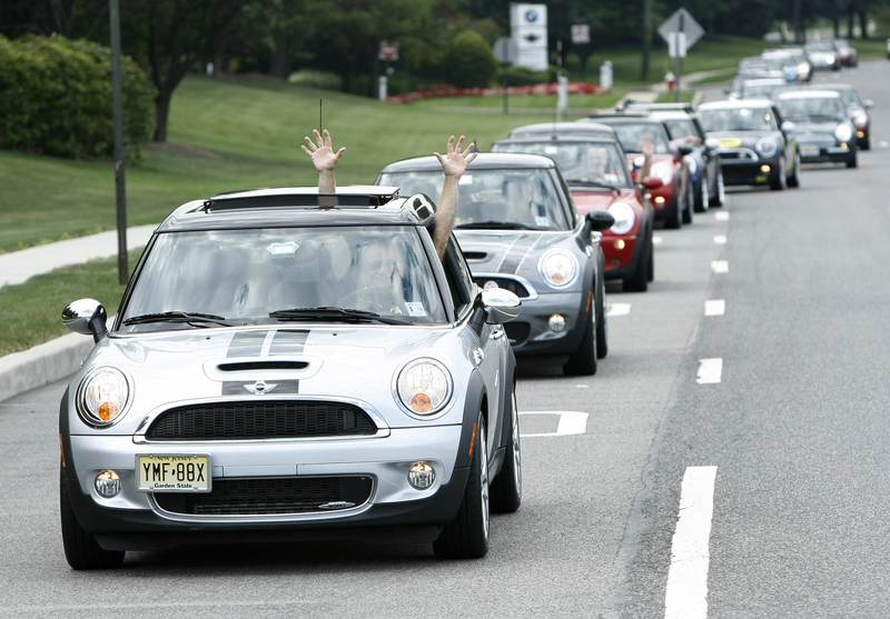 MTTS Rise and Shine Rally - New York<br />