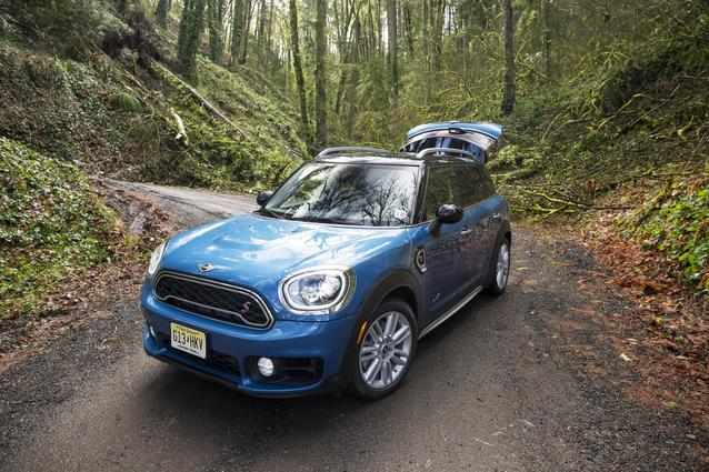 The All-New 2017 MINI Countryman Portland Launch