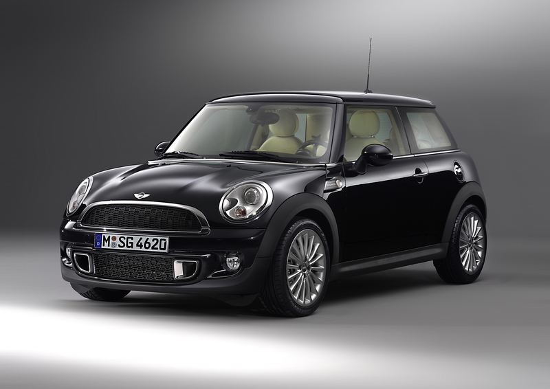 MINI INSPIRED BY GOODWOOD - exterior<br />