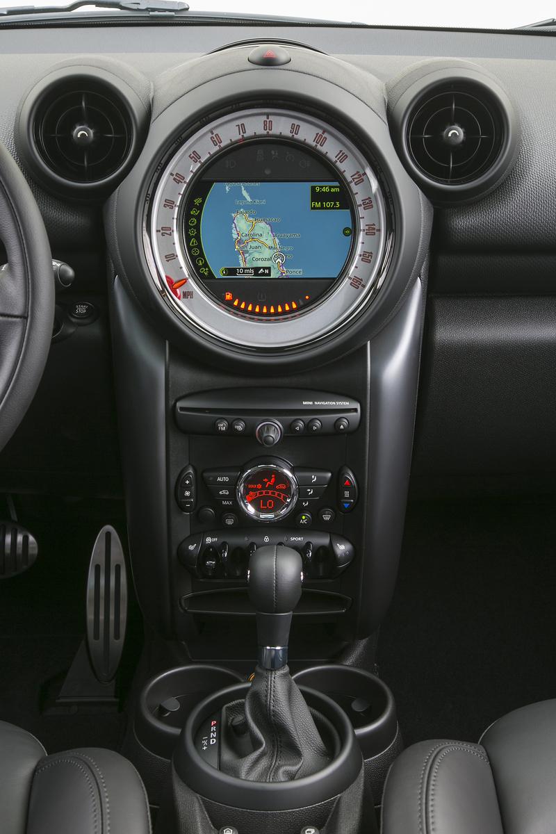 MINI Cooper S Paceman ALL4
