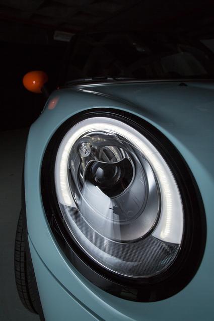 MINI Ice Blue special edition Cooper S Hardtop