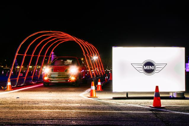 The MINI Motoring Challenge in Los Angeles
