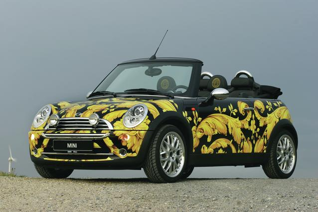 MINI Cabrio designed by Donatella Versace, Life Ball 2005 (05/2005)