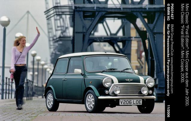 2000 Classic Mini Final Edition