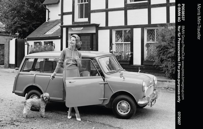Morris Mini-Traveller (07/2007)<br />