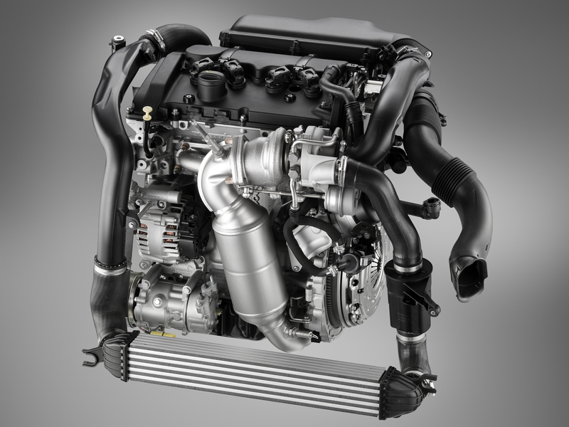 2011 1.6 Liter Four Cylinder Engine<br />
