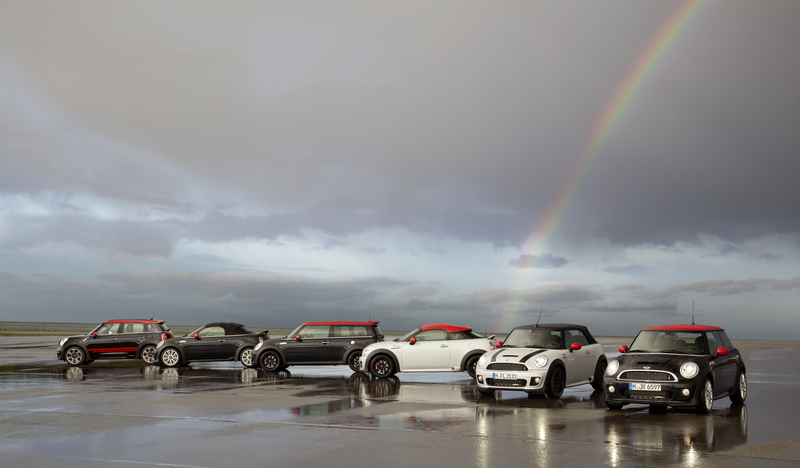 The John Cooper Works family