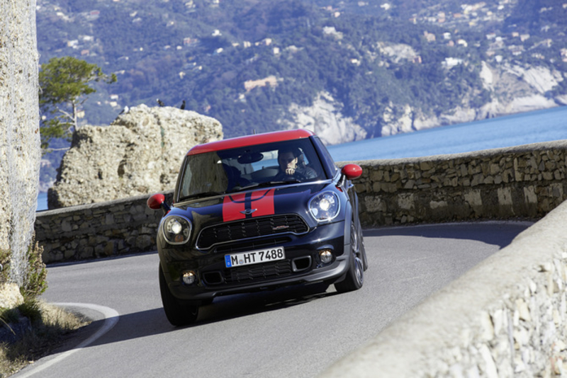 The MINI John Cooper Works Paceman