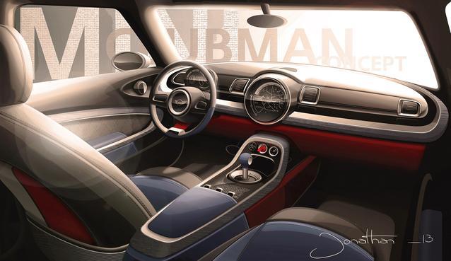 MINI Clubman Concept (02/14)
