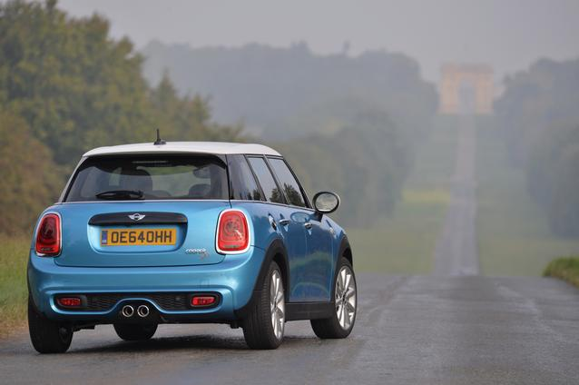 MINI Cooper SD 5 door. (09/2014)<br />
