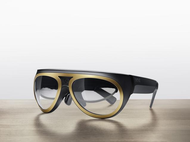MINI Augmented Vision (04/2015)