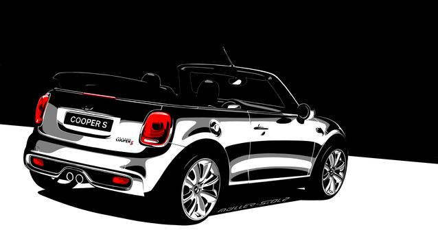 The new MINI Convertible - Design Process