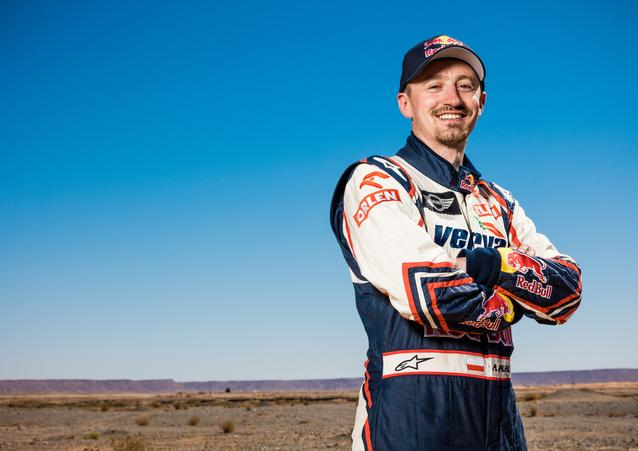 Adam Malysz (POL) – MINI ALL4 Racing – ORLEN Team – Dakar 2016 (11/2015)