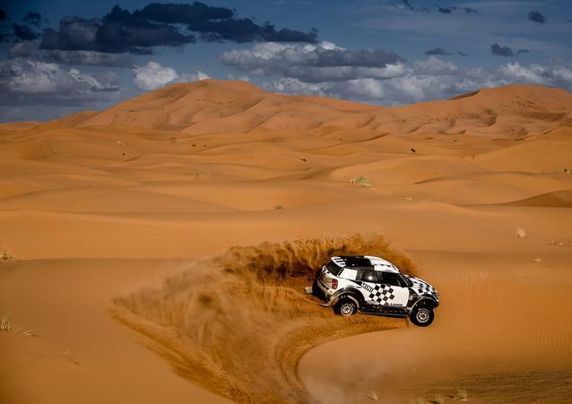 Orlando Terranova (ARG) – MINI ALL4 Racing – X-raid Team – Dakar 2016 (11/2016)
