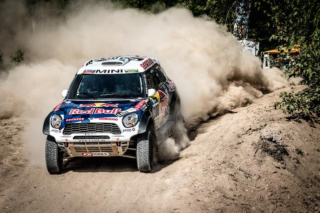 2016 Dakar, Nasser Al-Attiyah (QAT), Mathieu Baumel (FRA) - AXION X-raid Team 300 - 03.01.2016