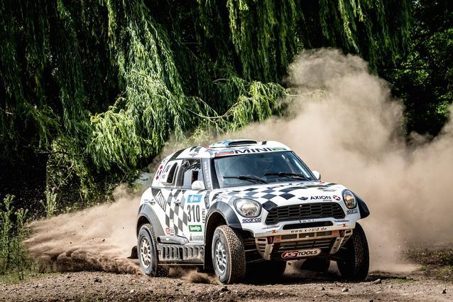 2016 Dakar, Orlando Terranova (ARG), Bernardo Ronnie Graue (ARG) - AXION X-raid Team 310 - 06.01.2016