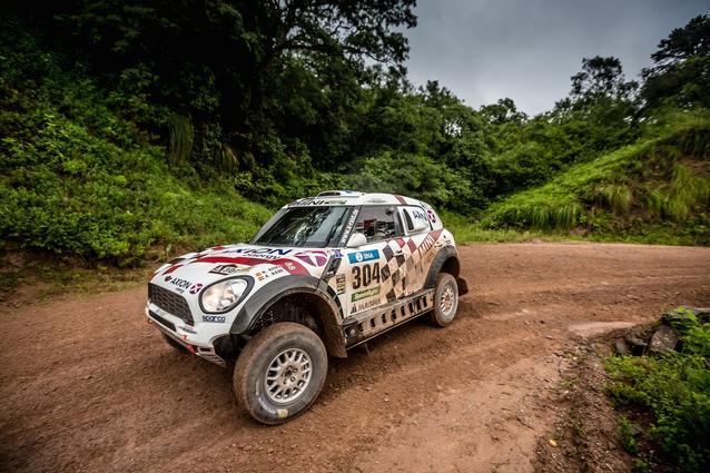 2016 Dakar, Joan Nani Roma (ESP), Alex Haro (ESP) - AXION X-raid Team 304 - 06.01.2016