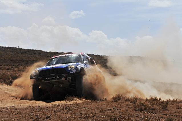 2016 Dakar, Jakub Kuba Przygonski (POL), Andrei Rudnitski (BLR), MINI ALL4 Racing - ORLEN Team 327 - 08.01.2016