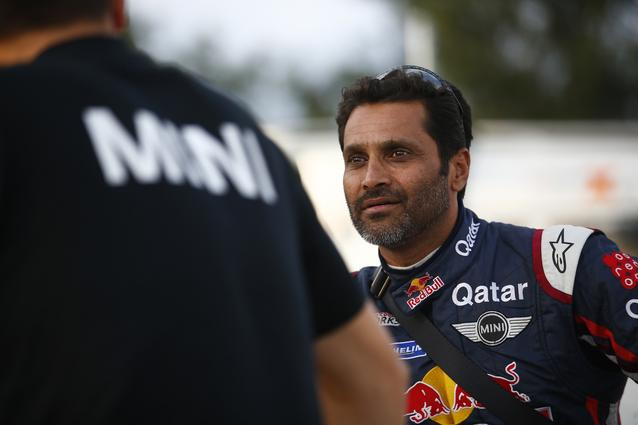 2016 Dakar, Nasser Al-Attiyah (QAT), Mathieu Baumel (FRA), MINI ALL4 Racing - AXION X-raid Team 300 - 09.01.2016