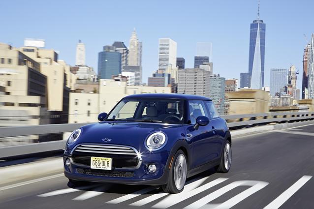 MINI Cooper Hardtop 2 Door for the US