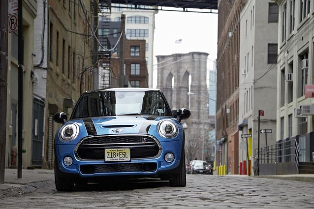 MINI Cooper Hardtop 4 Door for the US