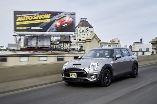 2016 MINI Cooper S Clubman ALL4
