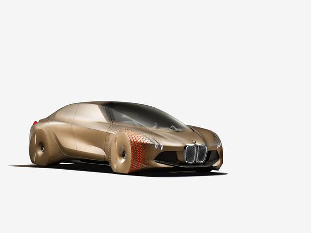 BMW VISION NEXT 100 Stand alones (06/2016)