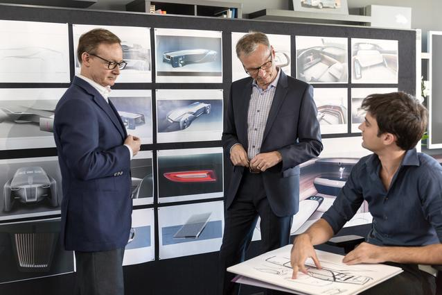 Rolls-Royce VISION NEXT 100 Design (06/2016)