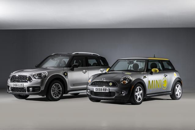 Mini Cooper S E Countryman All4 Plug In Hybrid