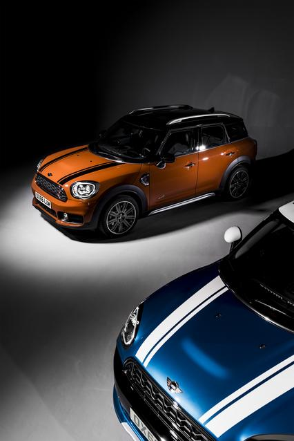 The new MINI Countryman. Exterior Design (10/16)