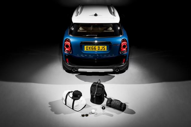 Der neue MINI Countryman and the new MINI Lifestyle Collection (10/16)