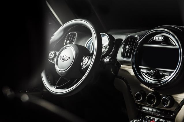 The new MINI Countryman. Interior Design (10/16)
