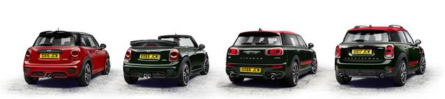 MINI John Cooper Works Countryman ALL4