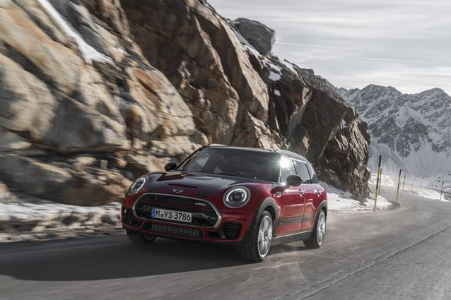 MINI John Cooper Works Clubman. (12/2016)