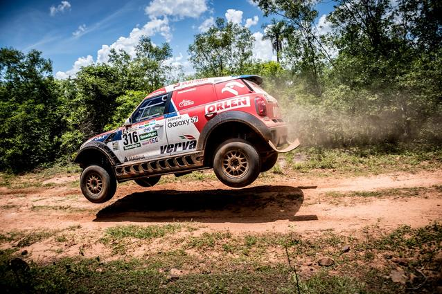2017 Dakar, Shakedown, Jakub Przygonski (POL), Tom Colsoul (BEL), MINI ALL4 Racing - ORLEN Team 316 - 30.12.2016