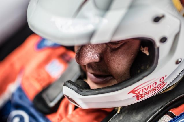 2017 Dakar, Shakedown, Sylvio de Barros (BR), portrait, MINI ALL4 Racing - X-raid Team 339 - 30.12.2016