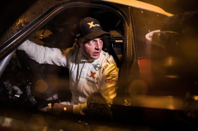2017 Dakar, Mikko Hirvonen (FIN), MINI John Cooper Works Rally - X-raid Team 303 - 02.01.2017