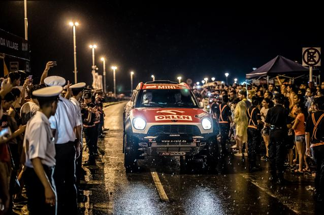 2017 Dakar, Jakub Przygonski (POL), Tom Colsoul (BEL), MINI ALL4 Racing - ORLEN Team 316 - 02.01.2017