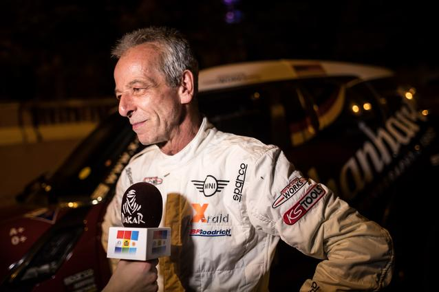 2017 Dakar, Stephan Schott (GER), MINI ALL4 Racing - X-raid Team 325 - 02.01.2017
