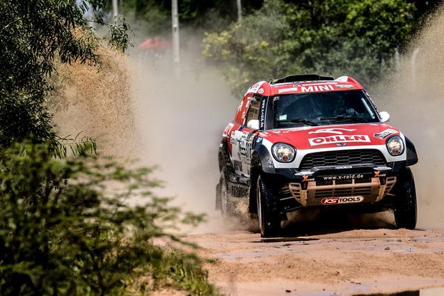 2017 Dakar, Jakub Przygonski (POL), MINI ALL4 Racing - ORLEN Team 316 - 02.01.2017