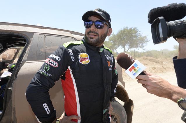 2017 Dakar, Yazeed Al-Rajhi (KSA), MINI John Cooper Works Rally - X-raid Team 306 - 03.01.2017