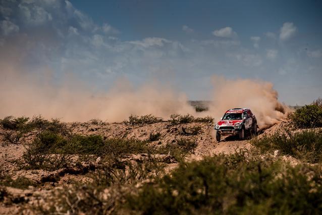 2017 Dakar, Jakub Przygonski (POL), MINI ALL4 Racing - ORLEN Team 316 - 04.01.17